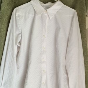 Worthington Long-Sleeved Blouse